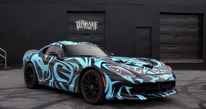 InShane Designs Streetspeed717 Viper Giveaway