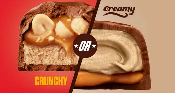 SNICKERS Crunchy or Creamy Sweepstakes Giveaway 2020