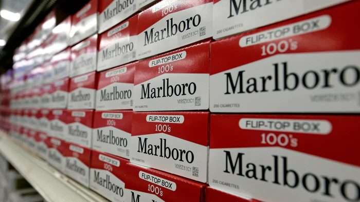 Marlboro Giveaway Scam on Facebook