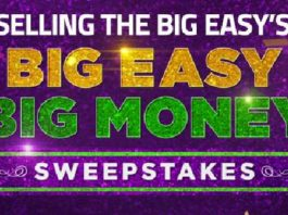 HGTV Big Easy Big Money Sweepstakes Code Word 2020
