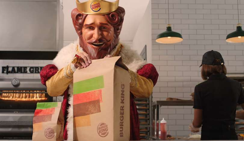 Burger King PS5 Giveaway 2020