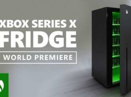 Xbox Series X Fridge Giveaway