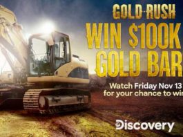 Discovery Gold Rush Sweepstakes Code Word | Discovery Gold Rush Contest