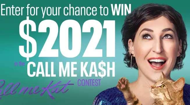FOXLA Call Me Kat Call Me Kash Giveaway