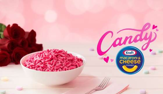 Candy Kraft Mac and Cheese Giveaway Sweepstakes