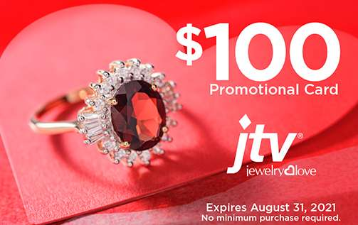 JTV Share the Jewelry Love Sweepstakes