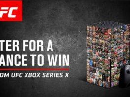 UFC XBOX Series X Giveaway