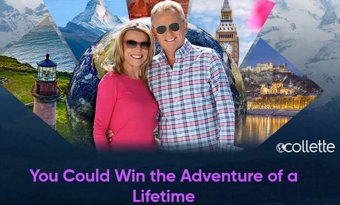 Wheel of Fortune Show You The World Giveaway 2021
