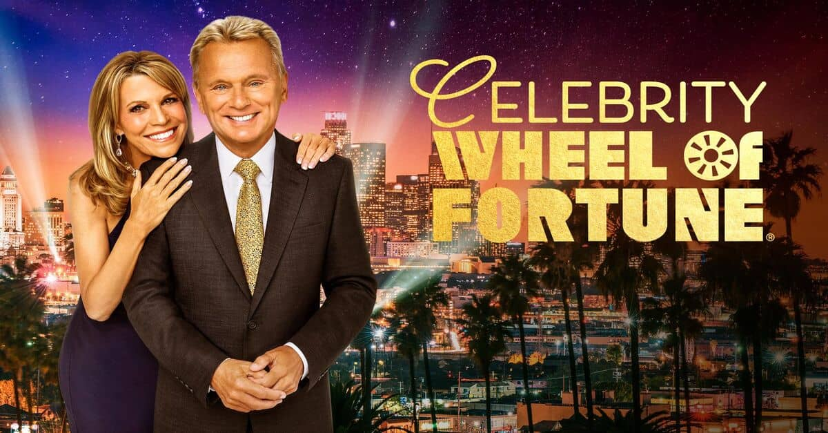 Wheel of fortune Celebrity Giveaway Puzzle Solution