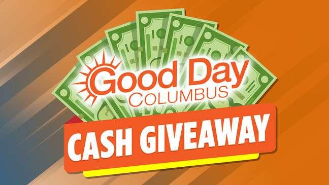 Abc6onyourside Good Day Columbus Cash Giveaway