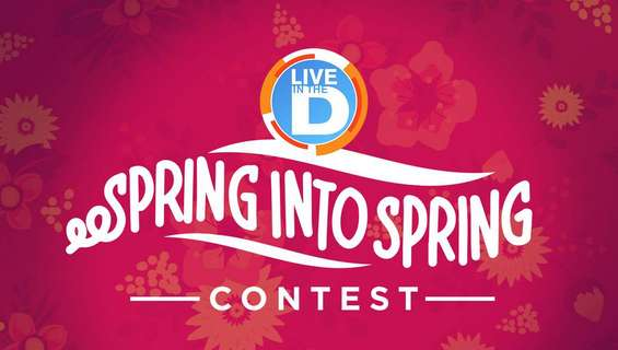 ClickOnDetroit Live In The D's Spring into Spring Contest