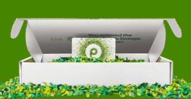 Club Publix Sweepstakes 2021