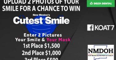 Koat Cutest Smile Contest