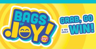 Lay's Bags Of Joy Sweepstakes