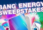 Bang Energy Sweepstakes