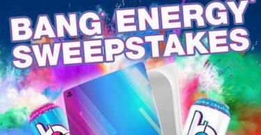 Bang Energy Sweepstakes