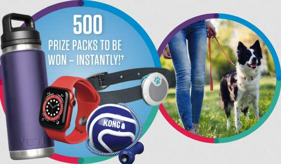 Bravecto Great Outdoors Sweepstakes