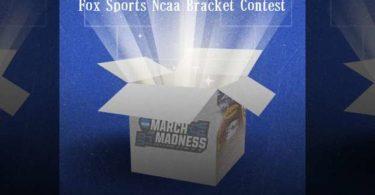 Fox Sports Ncaa Bracket Contest