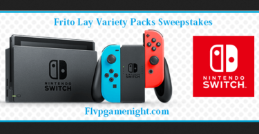 Frito Lay Variety Packs Sweepstakes 2021