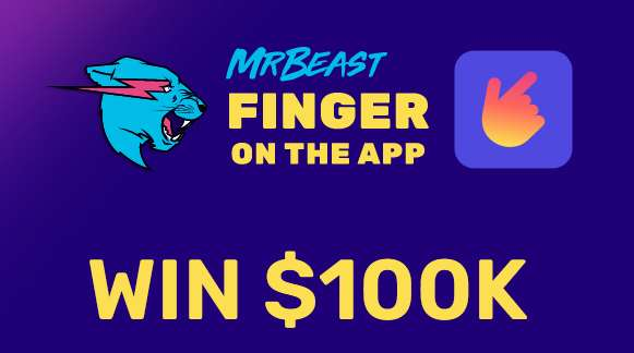 MrBeast Finger On The App 2 Contest 2021