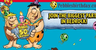 Pebbles Birthday Sweepstakes and Instant Win Game