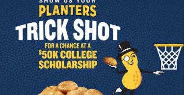 Planters Trick Shot Contest