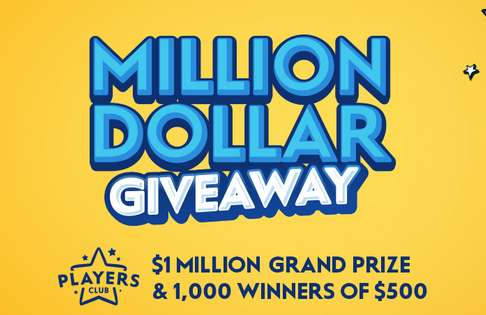 AZ Lottery Million Dollar Giveaway 2021