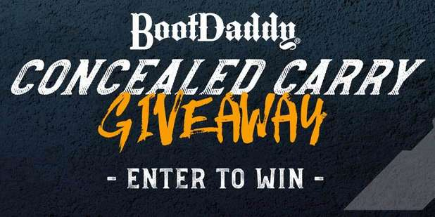 Bootdaddy.com Giveaway