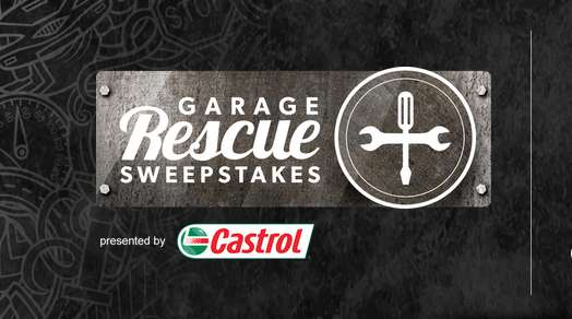 Discovery Channel Garage Rescue Sweepstakes