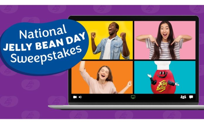 Jelly Belly Virtual Office Candy Jar Sweepstakes