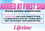 Married At First Sight Sweepstakes 2021