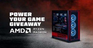 Newegg AMD Giveaway