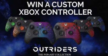 Outriders Controller Giveaway