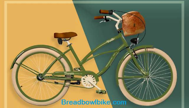 Panera Bread Bike Giveaway 2021