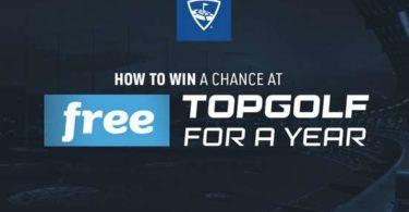 Topgolf Win Topgolf For A Year Sweepstakes