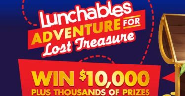 Lunchables Adventure Sweepstakes 2021
