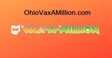 Ohio Vax a Million lottery Contest 2021