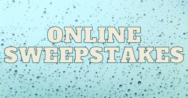 Free Online Sweepstakes 2021