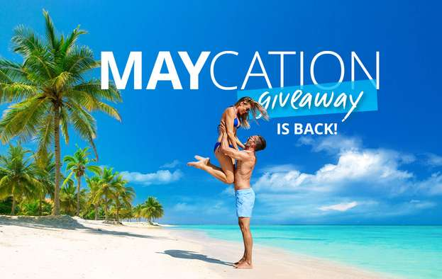 Sandals Maycation Giveaway