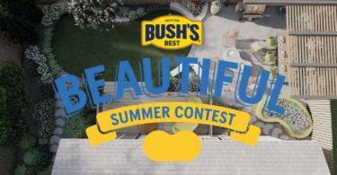 Bush's Beautiful Summer Contest 2021