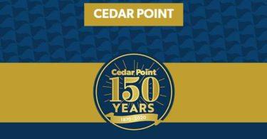 Cedar Point Ticket Of A Lifetime Contest 2021