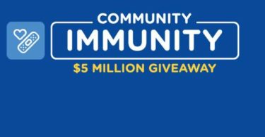 Kroger Vaccine Giveaway