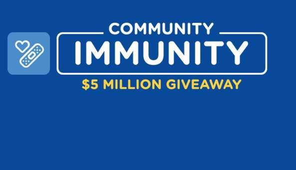 Kroger Community Immunity Giveaway