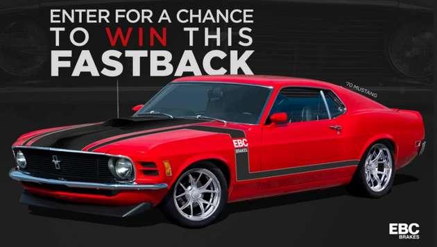 Powernation Mustang Giveaway 2021