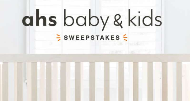 Ashley Furniture Baby & Kids Sweepstakes