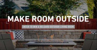 Belgard Make Room Outside Giveaway