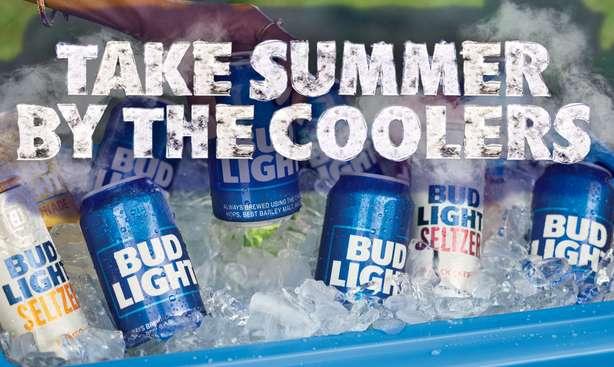 Bud Light Cooler Giveaway 2021