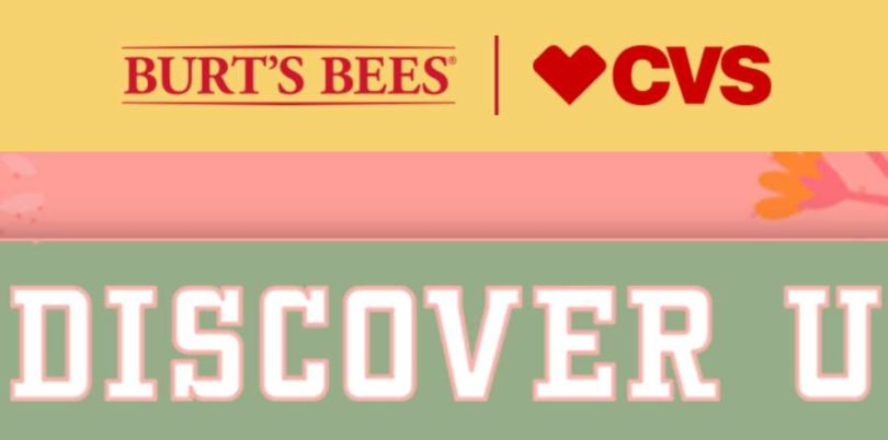 Burt's Bees Discover U Sweepstakes 2021