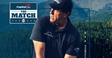 Callaway Golf The Match Sweepstakes Giveaway 2021