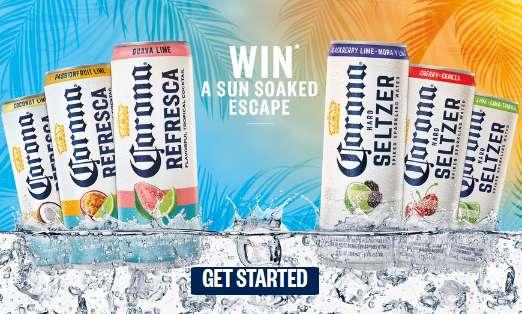 Corona Flavors of Summer Sweepstakes 2021